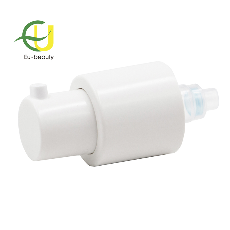 Outer spring airless pump